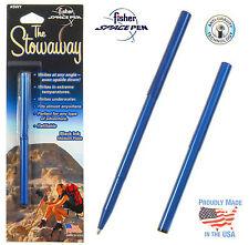 Fisher Space Pen #SWY-BLUE / Blue Stowaway Pen