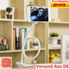 Universal Lazy Bed Desktop Car Stand Mount Holder For Cell Phone Long Arm JY