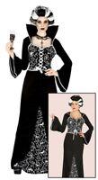 Mujer Disfraz de Vampiro Mujer Vampira Halloween Disfraz Gb 10-16