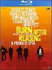 Blu Ray BURN AFTER READING - (2008) **Contenuti Extra**  ......NUOVO