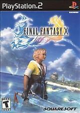 ***FINAL FANTASY X 10 PS2 PLAYSTATION 2 DISC ONLY~~~