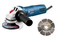 BOSCH SMERIGLIATRICE MOLATRICE ANGOLARE GWS 750 PROFESSIONAL Ø 115 mm 750 W