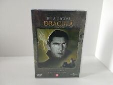 Dracula Bela Lugosi 3-disc Legacy Collection DVD Boxset 5 Classic Dracula Movies