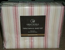 Great Hotels Collection Twin/Twin XL Spice Sheet Set Ultra-Soft Microfiber NIP