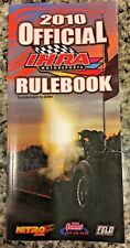 2010 IHRA MOTORSPORTS DRAG RACING YEARBOOK OFFICIAL NITRO JAM