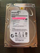 ST4000DX001 4TB Seagate HDD SSHD SSD (8GB Nand) Hybrid SATA III   ,,,,,