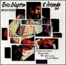 Eric Clapton : Eric Clapton & Friends Rock Cd