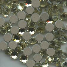 2058 SS40 J ***6 STRASS SWAROVSKI FOND PLAT 8,5mm JONQUIL F