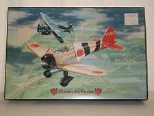 "Classic Airframes 1/48 Scale Mitsubishi A5M4 ""Claude"""