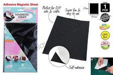 Craft Flexible Self Adhesive Magnet Rubber Magnetic Photo Fridge Invitation Shee