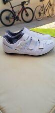 Shimano RP5-w SPD-SL / SPD / LOOK women's cycling shoe EU 40 UK 7 white