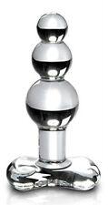 Fallo stimolatore Anale prostata-plug-glass dildo-vetro icicles lui leis sex toy
