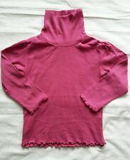 Pullover 104 pink Rolli c&a Langarmshirt  Shirt F