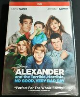 Alexander And The Terrible, Horrible, No Good, Very Bad Day (BLU-RAY) DISNEY