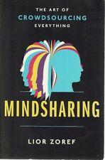 Mindsharing by Zoref Lior - Book - Paperback - Self Help / Relationships
