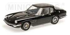 Maserati Mistral 1963 Black 1:18 Model 107123421 MINICHAMPS