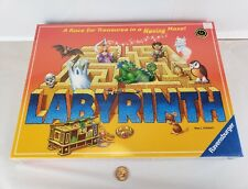 New Sealed Labyrinth Strategy Board Game 2007 Ravensburger 2-4 players