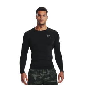 Men's Under Armour HeatGear® Armour Long Sleeve Shirt Training UA 1361524
