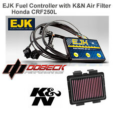 17-18 Honda CRF250L Rally EJK Fuel Injection Controller & K&N Air Filter HA-2513