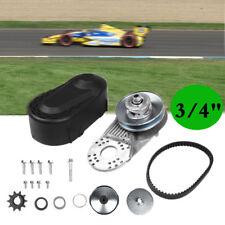 "3/4"" Go Kart Drehmomentwandler Kupplung Kit 30 Serie Kupplung für ATV Karting DE"