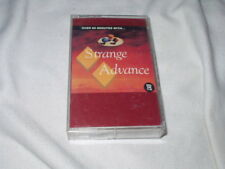 Over 60 Minutes with...STRANGE ADVANCE (Cassette Tape) New Wave Canada Capitol