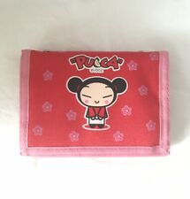 Pucca Character Cartoon Lovely Cute Girly Trifold Wallet New