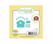 Taylored Expressions Little Bits Die(s) Set ~ BARN Farm, Country Living ~TE875