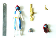 """Mystique Marvel Legends X-Men Exclusive action figure 6"""" loose Hasbro Walgreens"""