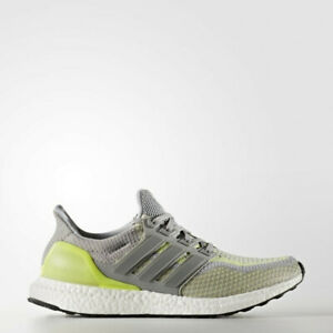 NEW Adidas ULTRABOOST BB4145 Grey Yellow White ATR Limited Edition Men's Shoes
