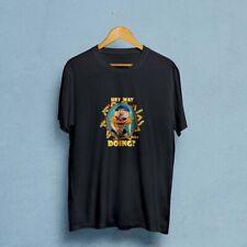 Jeffy Mens Black T-Shirt