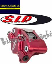 9190 - PINZA FRENO ANTERIORE ROSSA SIP VESPA 50 125 150 ET2 ET4 LX S PRIMAVERA