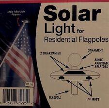 Annin Flagmakers Solar Light For Residential Flagpoles