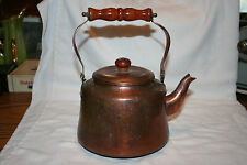 Vintage ODI  Copper Tea Kettle, Made in Korea