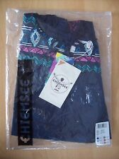 Top Chiemsee Tunika Ilonka Shirt Blouse Tunic Top Navy Large New Sealed + Tags
