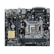 Placas base de ordenador socket 4 para Intel 2 ranuras de memoria