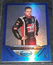 2016 Certified Racing Cole Custer BLUE ROOKIE Parallel Card #/50!!