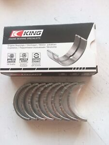 MAIN BEARING SHELLS SMART CAR 599cc 600cc 698cc 700cc M160 PULSE FOURTWO PURE