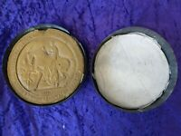 1860's Queen Victoria United Kingdom Great seal of the realm with Original  case