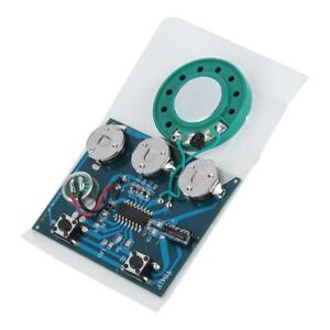 30s Greeting Card Recordable Voice Chip Music Sound Chip Module Musical US