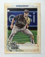 2017 Topps Gypsy Queen Missing Nameplate #245 DJ LeMahieu - NM-MT