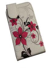 Design 3 funda con lengüeta Cover Case Handy para Samsung i9190 Galaxy s4 Mini