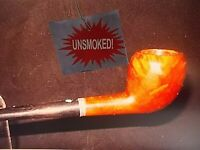 VINTAGE MEDICO NOS UNSMOKED NEW VINTAGE IMPORTED BRIAR PIPE WITH 21 FILTERS -6