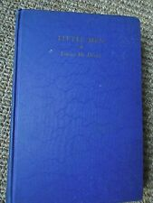 Little Men: Life at Plumfield with Jo's Boys, by L. Alcott, 1945, Orchard House