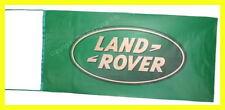 LAND ROVER FLAG BANNER GREEN  lr3series 5 X 2.45 FT 150 X 75 CM