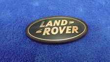 LAND ROVER Green Exterior Emblem Badge Namplate Rear Liftgate auto OEM