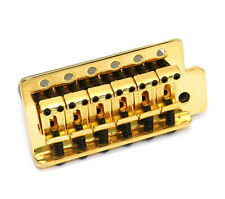 005-9561-000 Fender Mexican/Squier Gold Tremolo Block for Stratocaster/Strat