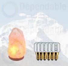 2xBombillas para lámparas Sal del Himalaya 15w SES Edison Pequeño Eveready PYGMY