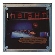 Insight - 'Updated Software v. 2.5 (Instrumentals)' (Vinyl LP Record)