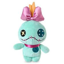 NWT Disney Store Animators' Collection Scrump Plush Lilo & Stitch Mini Bean Bag
