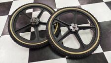 Flange Type Skyway Mags - Hutch Trick Star Mongoose Old School BMX Bike Bicycle